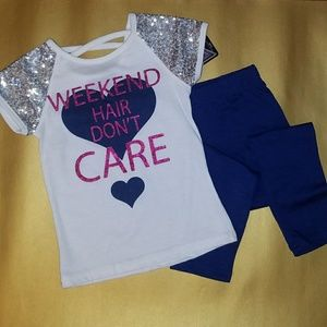 Other - Adorable girls 2 piece set.